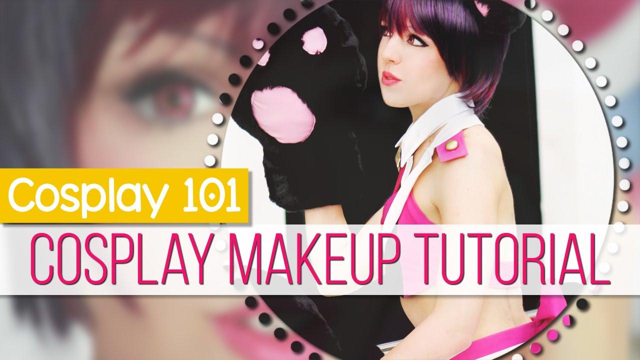 Cosplay 101: Updated Cosplay Makeup Tutorial ...