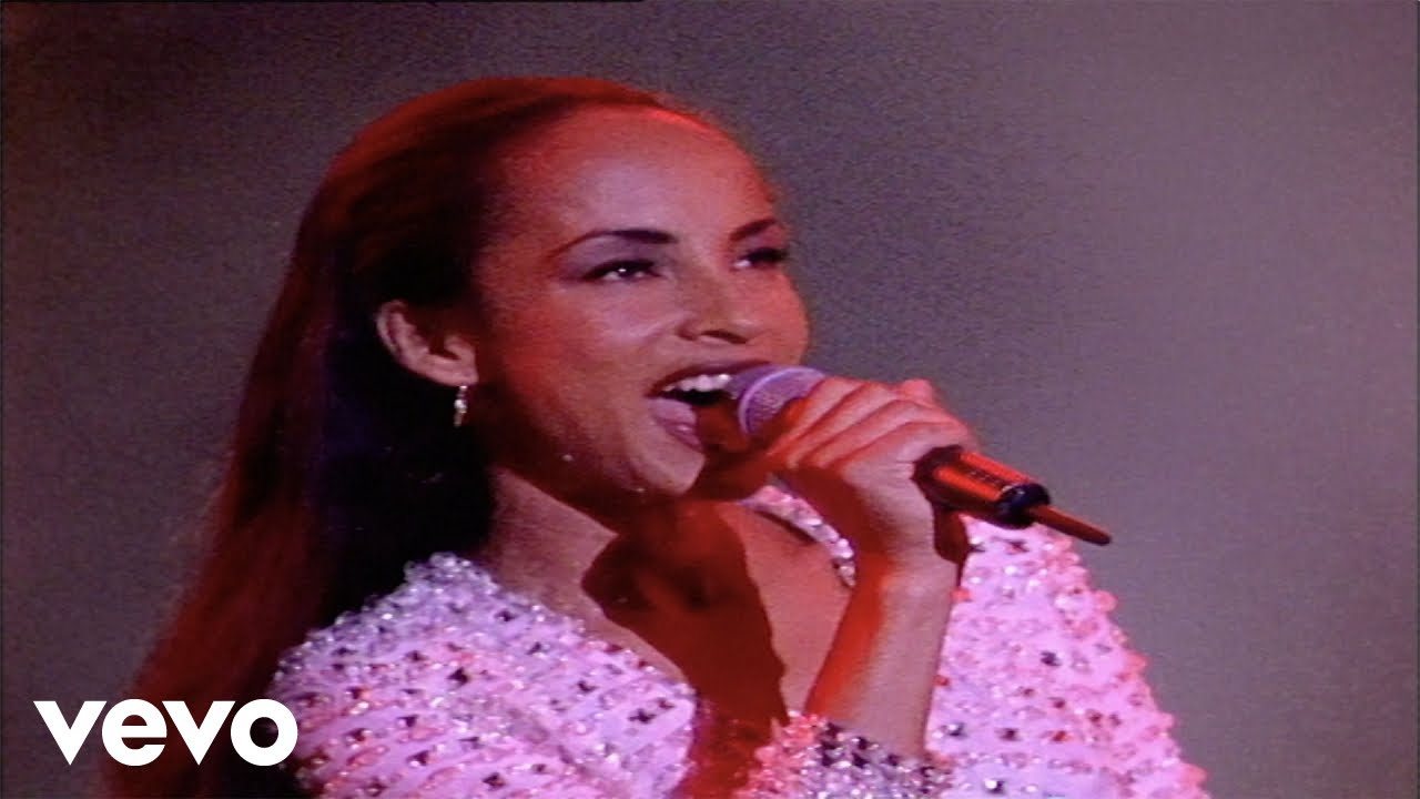 Sade Your Love Is King Cherry Pie