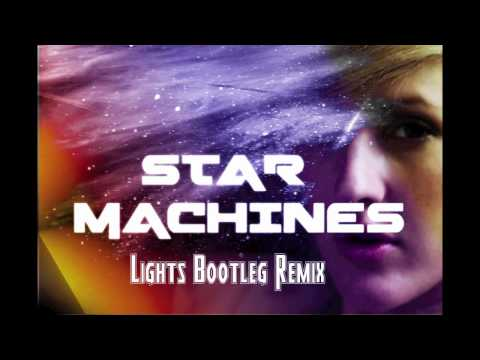 Ellie Goulding - Lights (Star Machines Bootleg Remix)