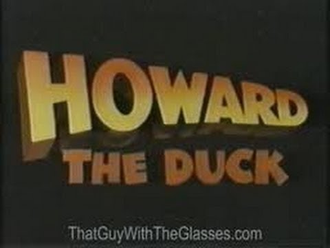 Nostalgia Critic - Howard The Duck