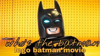 Лего фильм бэтмэн  песня | lego batman movie song | анимация | animation