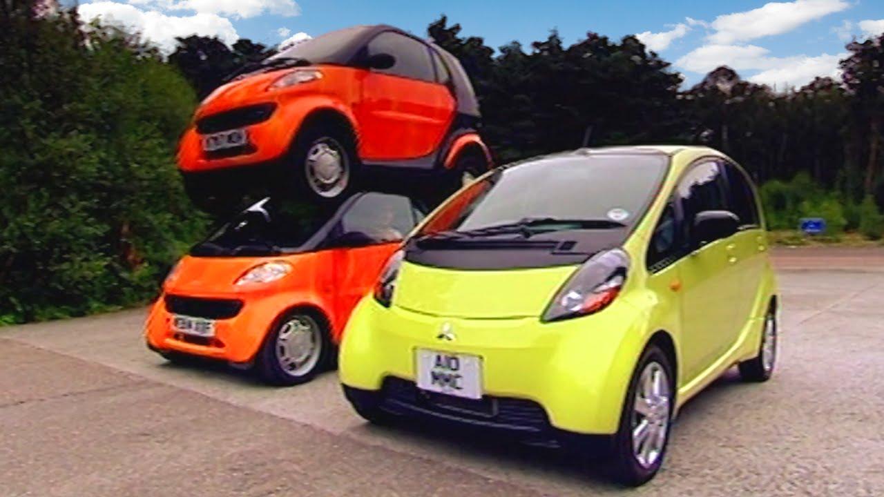 Fifth Gear Crash Test Smart Car