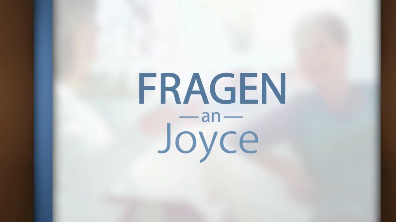 Wie Sie mit dem Rauchen aufhören können – Fragen an Joyce