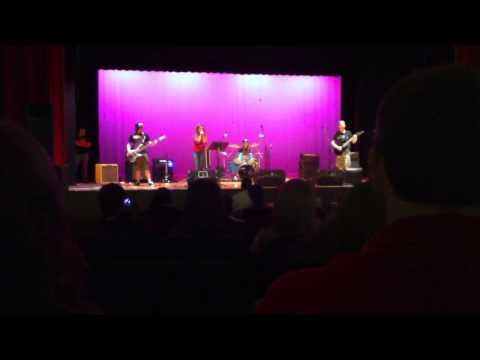Theodore High School battle of the bands( Nautical Nonsense