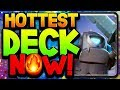 This Deck is Taking CLASH ROYALE by STORM!🔥