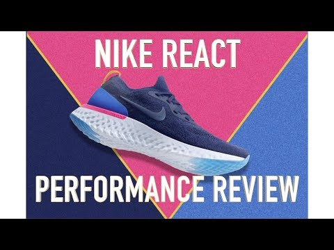 best website 52454 0299a NIKE EPIC REACT FLYKNIT PERFORMANCE RUNNING REVIEW