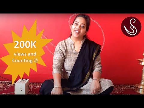 Sarali Varisai  : Verses 1-7 : Swara Shruti learning series