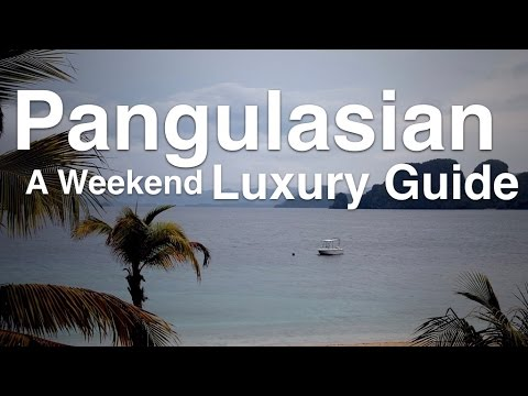 Luxury in Paradise: A Travel Guide to Pangulasian
