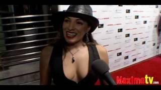Christina De Rosa Interview at