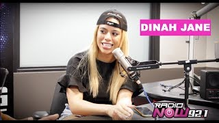 Dinah Jane Talks