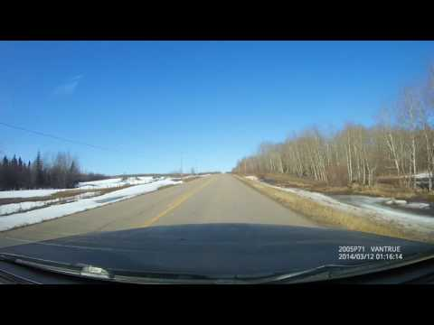 Driving In Fort St. John, BC #39 (Part 1)