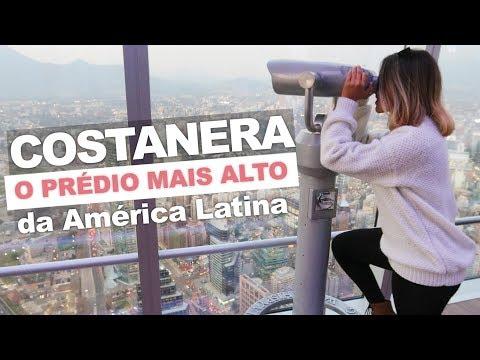 SHOPPING COSTANERA + SKY COSTANERA: compras, preços e Santiago do alto | Prefiro Viajar