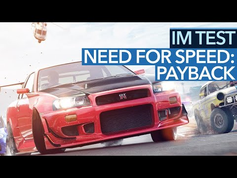 Need for Speed: Payback im Test -