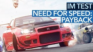 "Need for Speed: Payback im Test - ""Es tut in der Seele weh"""