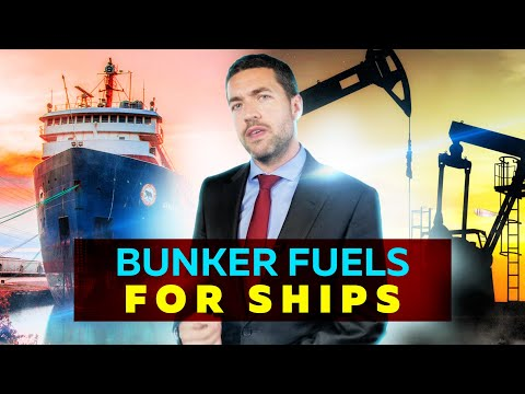 Bunker Fuels Used