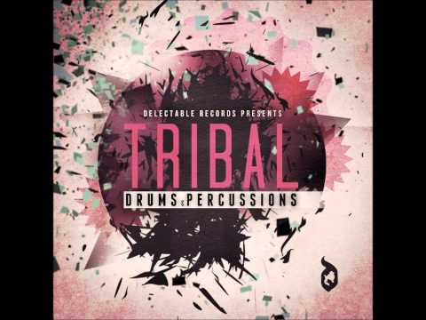 Delectable Records - Sample Pack - Tribal Drums & Percussion