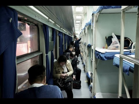 #CHINAVLOG Episode 3: Shanghai to Beijing with China Railway Hard Sleeper Train