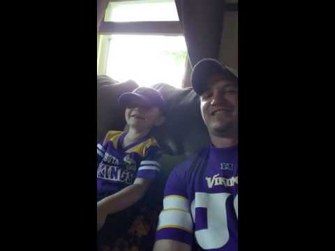 Minnesota Vikings Fan For Life