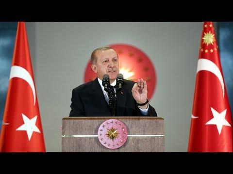 Cumhurbaşkanı Erdoğan: Şehitler tepesi hiç boş kalmıyor