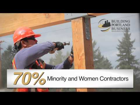 Social Equity Contracting: Building Portland Businesses