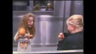 מתיחה במעלית אכזרית .. מברזיל
