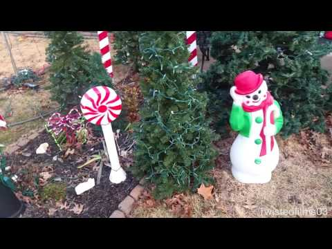 2016 Christmas Light Display - Behind The Scenes