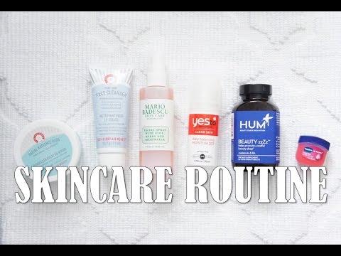 SKINCARE ESSENTIALS // Quick and Easy Skincare Routine | Diana Simmons