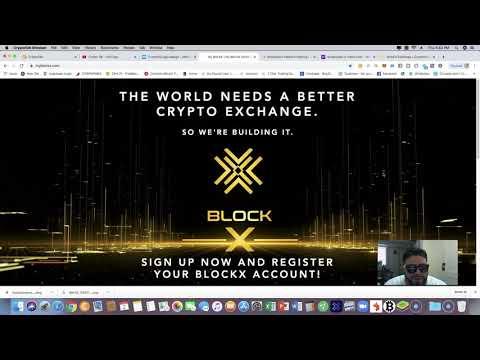 How To Make Money Mining Crypto BlockX Token