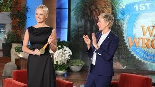 Repeat youtube video Ellen's First Ever 'I Was Wrong'