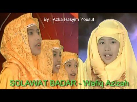 SHOLAWAT BADAR - WAFIQ AZIZAH