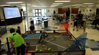 Nothing but Net Finals 1-1 Break into Summer VEX Competition