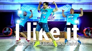 I Like It - Cardi B ft Bad Bunny,J Balvin l Chakaboom Fitness l choreography l Dance l coreografia
