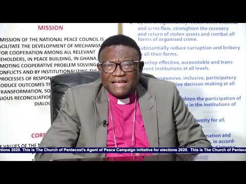 Peace Message | Prof. Emmanuel Asante