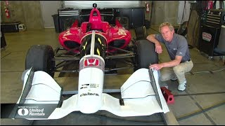 INDYCAR 101 Powered by United Rentals: 2018 Road Course / Short Oval Aero Kit