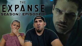 The Expanse Season 2 Episode 11 'Here There Be Dragons' REACTION!!