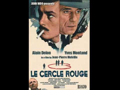 Éric Demarsan - Le cercle rouge poster