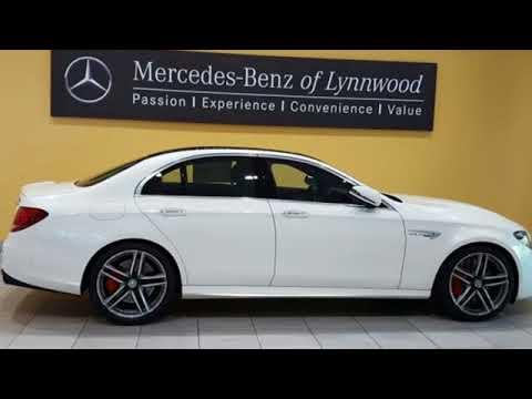 New 2018 Mercedes Benz E Class Lynnwood WA Seattle, WA #28475   SOLD