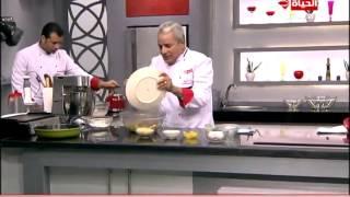 برنامج المطبخ – تارت الباذنجان والبيض – الشيف يسري خميس – Al-matbkh