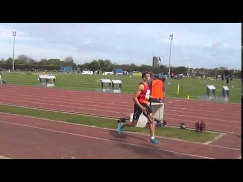 Lawrence Davis 14.63m Triple Jump BUCS Championships