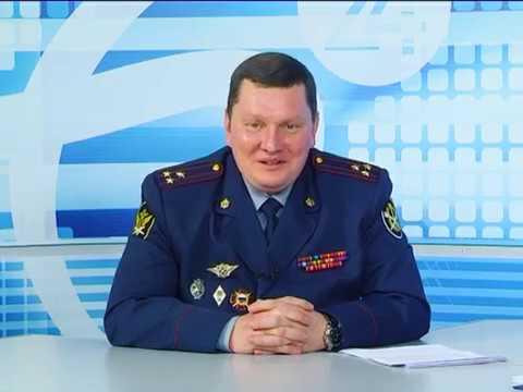 Гостем программы «Тема» стал начальник УФСИН России по Белгородской области