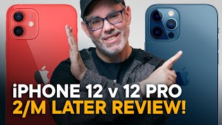 iPhone 12 Review - Two Months Later! (Feat. Brian Tong)