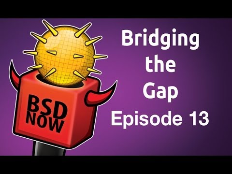 Bridging the Gap | BSD Now 13