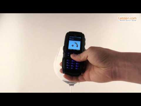 Sonim xp 5300 3G - 고온 테스트 (방수기능)