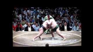 高安vs豪栄道 大相撲平成27年秋場所 Takayasu vs goeido Sumo.
