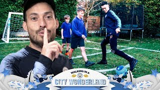 SILVA & FODEN CHRISTMAS SURPRISE! | City Wonderland