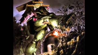 Mobile Suit Gundam - Zeonic Front Theme