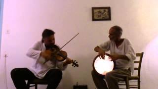 Amin Sayegh, Yonatan Bar Rashi - violin  bass darbuka