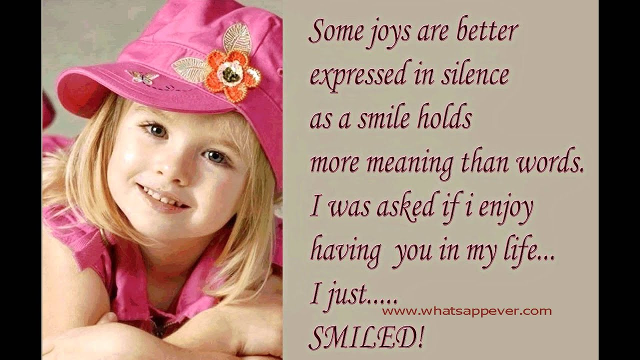 Quotes On Smile Best Quotes On Smile & Life  Whatsapp Funny Videos & Whatsapp