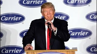 Trump's Bribe to Carrier Fails, Ends in Layoffs