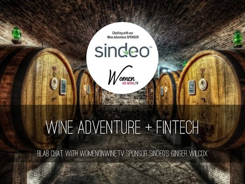 What's in a @WomenOnWineTV Adventure? Chat w/ Sponsor @GingerW of @Sindeo!